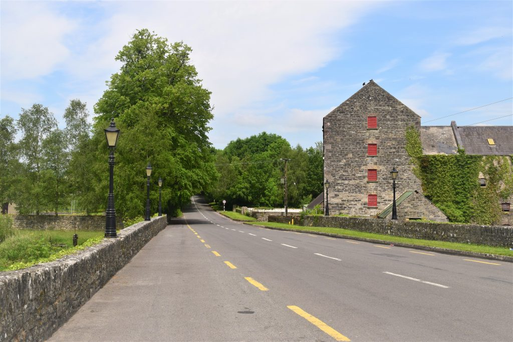 Road into Castletown