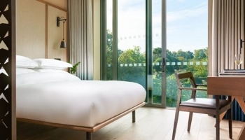 WIN one night of luxury at the Herbert Park Hotel
