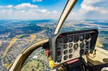10km Helicopter Buzz Flight – 5 Locations!