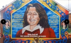 90-Minute Guided Belfast Mural Taxi Tour