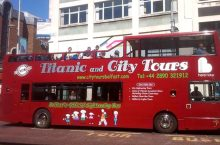 Titanic and City Tours Belfast €7.60