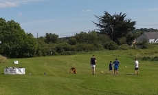 Limerick Footgolf and Rugbygolf