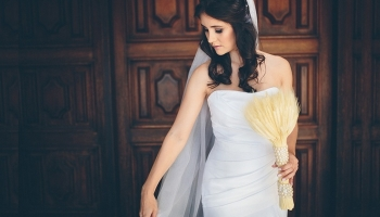Full-Day Wedding Photography with 20-Page Album from Love Like Crazy