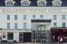 4* Killarney Towers Hotel. 2 Nights for 2 with Breakfast, Bottle of Wine and Dining & Spa Credit