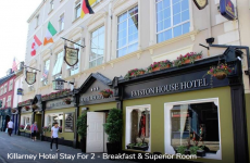 Killarney Hotel Stay For 2 – Breakfast & Superior Room