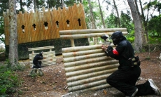Paintballing With Light Lunch for Up to 20 at Horizon Paintball. 4 Choices