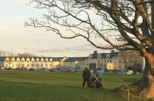 Donegal: 1 or 2 Nights for Two with Breakfast and Dining and Spa Credit. Redcastle  Hotel