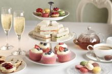 Afternoon Tea with Prosecco for Two or Four at Gallaher & Co Bistro